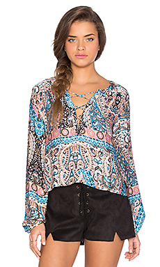 Gypset Top en Nirvana