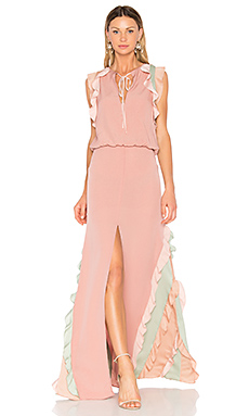 Battista Gown in Pink