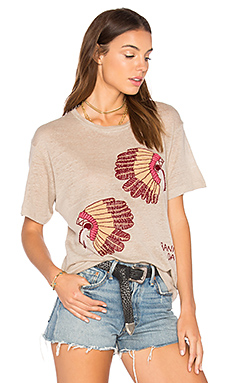 Double Head Dress Tee en Ash
