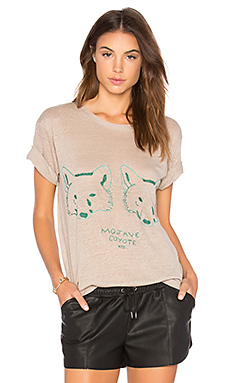 T-SHIRT MOJAVE COYOTE
