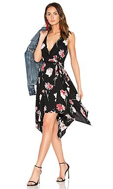 花卉围裹裙