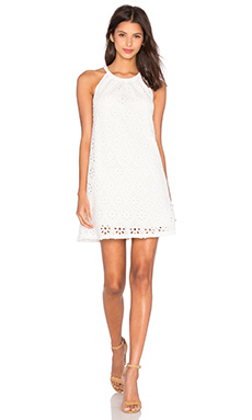 Jack By BB Dakota Browning Dress in White