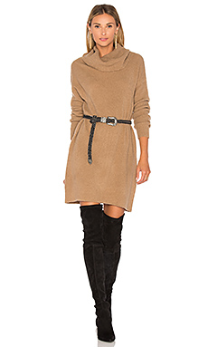 Collins Dress in Camel
