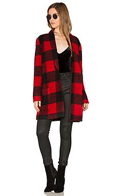 Holton Coat en Rouge