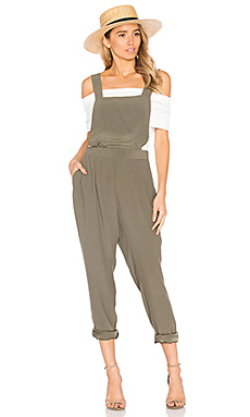Kelly Overalls in Sage