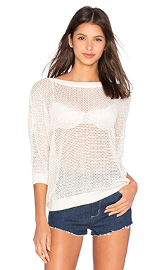 Jack By BB Dakota Adeola Top en Ivory