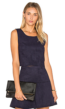 Jack By BB Dakota Delacour Top in Night Sky Navy