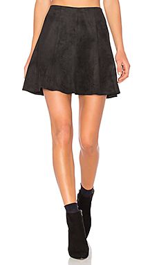 Nicky Skirt in Black