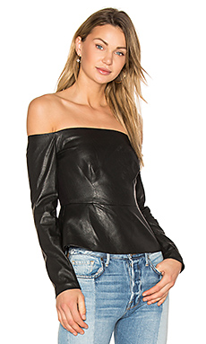 Judy Top in Black