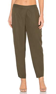 Crossover Pant in Olive