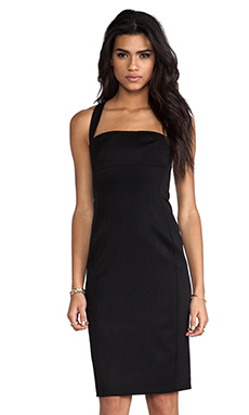 Bryson Dress en Noir