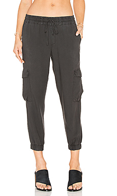 Flap Cargo Jogger en Night Shade