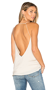 Margot Backless Cami en Crème