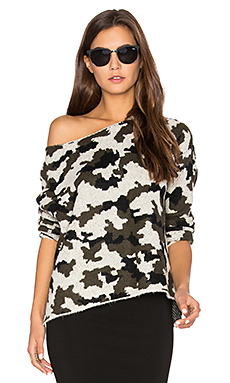 PULL MOTIF CAMOUFLAGE