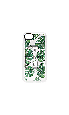 COQUE IPHONE 7 GVO TROPICAL LEAVES