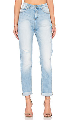 JEAN CROPPED DONNA