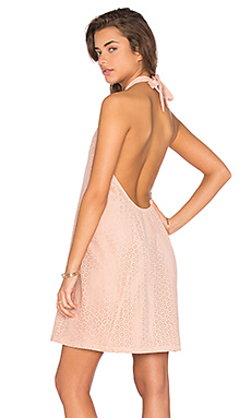 ROBE COURTE PRETTY IN PINK