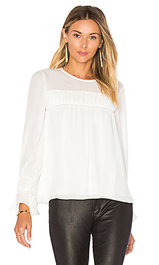 Monarch Top in Ivory