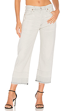 JEAN CROPPED CORA
