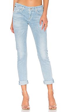 ORACLE 紧身牛仔裤
