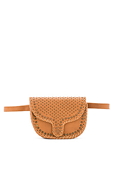 Everston Fannypack in Tan