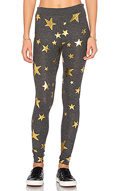 Starry Night Legging en Noir