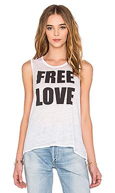 DÉBARDEUR FREE LOVE