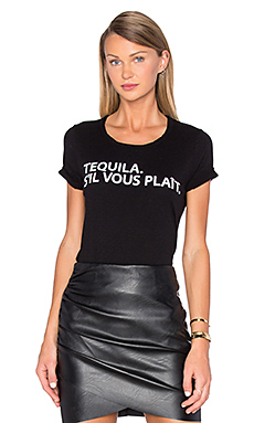 T-SHIRT TEQUILA PLEASE