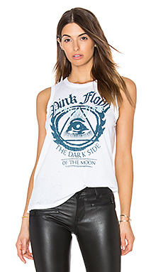 Eye Of The Dark Side Tank in White