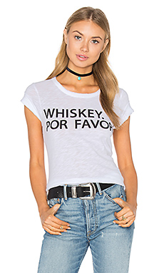 T-SHIRT WHISKEY POR FAVOR