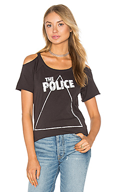 T-SHIRT THE POLICE ZENYATTA