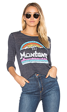 T-SHIRTS MANCHES LONGUES MONTANA