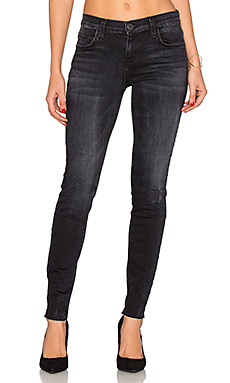 The Unfinished Hem Ankle Skinny en Bad Company
