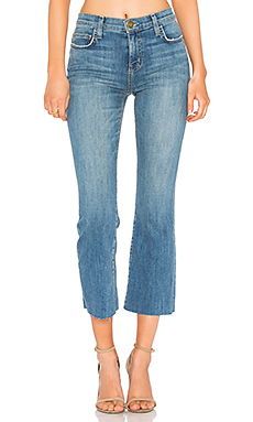 The Kick Jean en Pacific Cut Hem