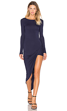 Sam Dress in Navy