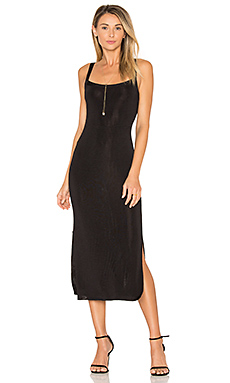 Lenny Dress in Black