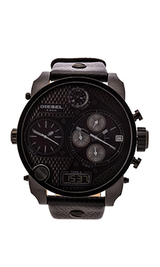 Mr Daddy DZ7193 57mm en Black IP