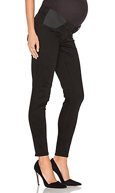 Maternity Emma Power Legging en Hail
