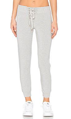 Lace Front Track Pant – 中杂灰色