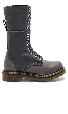 Hazil Slouch Boots en Lead