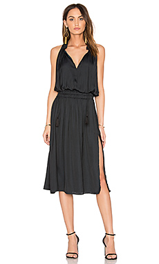 Jonah Maxi Dress in Black