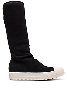 Sock Sneakers en Noir
