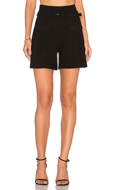 Chapman Short in Black