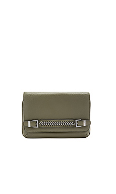 Iggy Clutch in Military Green
