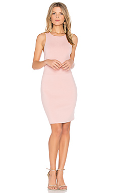 Ritter Dress in Coral