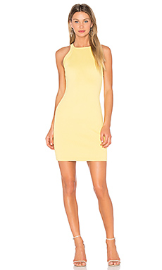 Bodycon Dress in Yellow