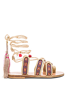 The Great Gatsby Sandal in Multi