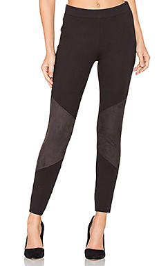 LEGGINGS IMITATION DAIM LOVELEAN