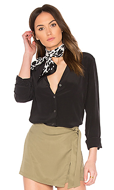 Adalyn Blouse in True Black
