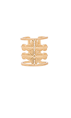 Stacked Ring in Gold